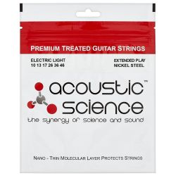 ACOUSTIC SCIENCE NICKEL 10-46