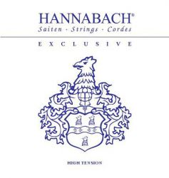 EXCLHT Exclusive Blue Hannabach