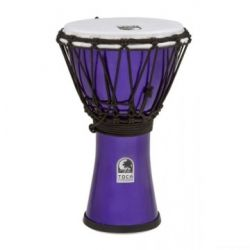TOCA TFCDJ-7MI Freestyle Colorsound Djembe X-Small Metallic Indigo