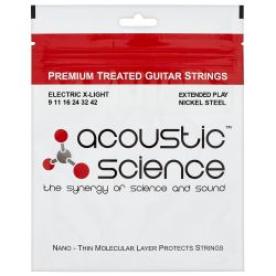 ACOUSTIC SCIENCE NICKEL 9-42