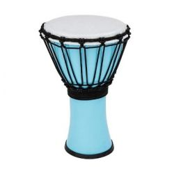 TOCA TFCDJ-7PB Freestyle Colorsound Djembe X-Small Pastel Blue