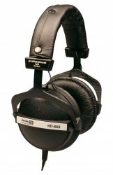 Superlux HD660 Black