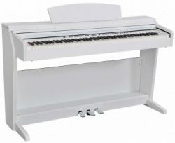 Artesia DP-3 White Satin