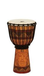 TOCA TODJ-8TM Origins Rope Tuned Djembe