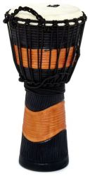 TOCA TSSDJ-MB Toca Street Series Rope Tuned Wood Djembe Medium