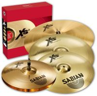 SABIAN XS5005BG Promotional Set
