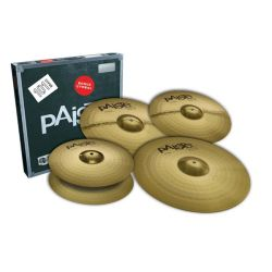 "000014US14 101 Brass Universal Set Комплект тарелок (14""/16""/20""+14""), Paiste"