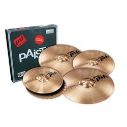 Paiste PST5 Rock Set + Bonus 16