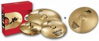 SABIAN XS5007SB Promotional Set