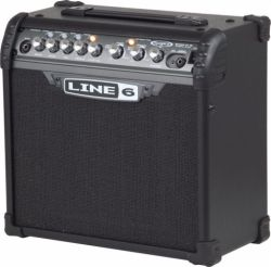LINE 6 SPIDER IV 15 1X8` 15W MODELLING GUITAR COMBO