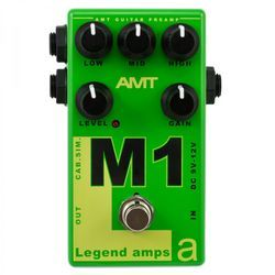 AMT M-1  Legend Amps JM-800