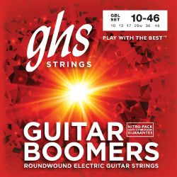 GHS GBL GUITAR BOOMERS