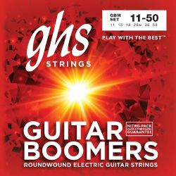 GHS GBM GUITAR BOOMERS