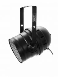 EUROLITE LED PAR-64 RGBA 10mm Short black