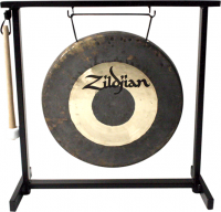 "Гонг ZILDJIAN 12"" TRADITIONAL GONG AND STAND SET"