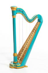 MLH0016 Capris  Resonance Harps