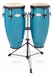 TOCA 2300BB Synergy Conga Set Bahama Blue