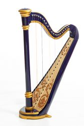 MLH0022 Iris  Resonance Harps