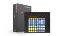 Ableton Push + Live 9 Suite