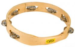 "LP CP389 CP 10"" Tambourine Single Row"