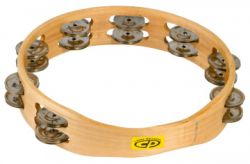 "LP CP390 CP 10"" Tambourine Double Row"
