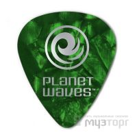 PLANET WAVES 1CAP4-10 Assorted Pearl Celluloid Medium