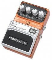 DIGITECH HARDWIRE DL-8 STEREO DELAY / LOOPER