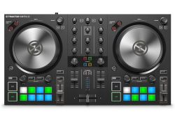 Native Instruments Traktor Kontrol S2 MK3 - 2-х канальный системный контроллер...