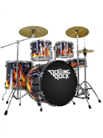 Rolling Rock JR-2232C Fire