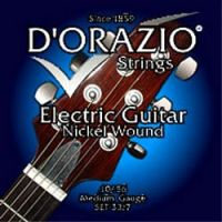 D'ORAZIO 33 NICKEL WOUND (10-13-17P-26-36-46)