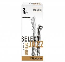 RRS05BSX3S Select Jazz Unfiled  Rico