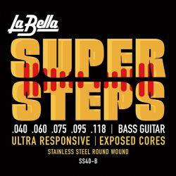 SS40-B Super Steps 40-118, La Bella