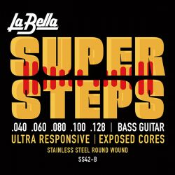 SS42-B Super Steps 40-128, La Bella
