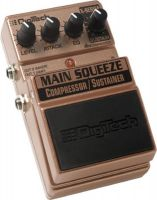 DIGITECH XMS MAIN SQUEEZE. COMPRESSOR/SUSTAINER