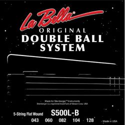 S500L-B Double Ball  43-128, La Bella