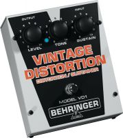 Behringer VINTAGE DISTORTION VD1