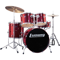 LUDWIG LC175 (14) Accent CS Combo