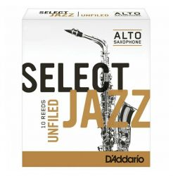 RRS10ASX4S Select Jazz Unfiled Rico