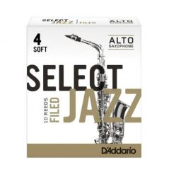 RSF10ASX4S Select Jazz Filed  Rico