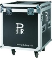 PR Lighting Flight Case for 2 x Pilot 250, Solo 250