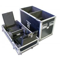 PR Lighting Flight Case for 2 x XL 250M/XS 250 M