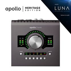 Apollo Twin X DUO Heritage Edition