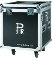 PR Lighting Flight Case for 4 x XLED 590/390