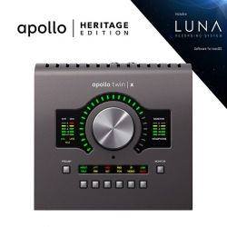 Apollo Twin X QUAD Heritage Edition