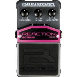 Педаль эффектов ROCKTRON REACTION OCTAVER