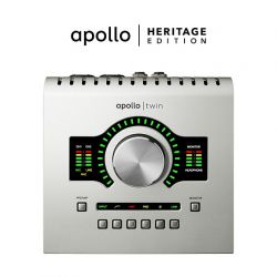 Apollo Twin USB Heritage Edition