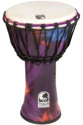 TOCA SFDJ-9WP Freestyle Rope Tuned Woodstock Purple