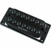 Seymour Duncan SH-8B 7-STRING INVADER BRIDGE BLACK